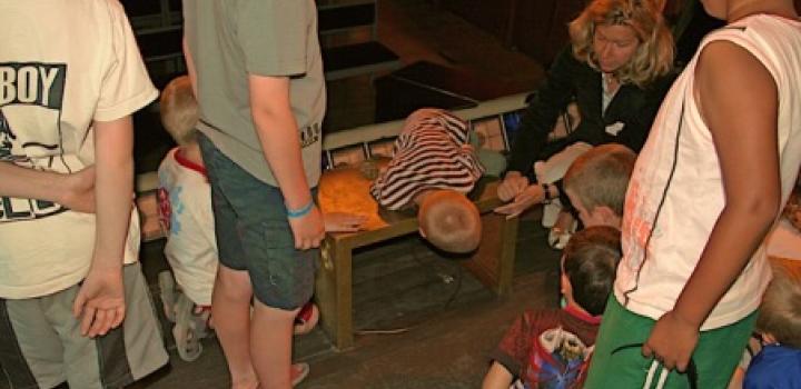 workshop for børn i efterårsferien